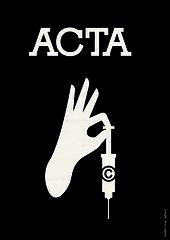 Acta, une menace pour la politique publique mo...