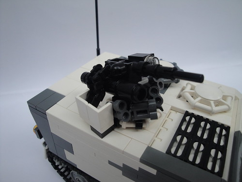 Revised Predator turret