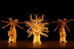 Performance 27 ( / Jiayin Ma) Tags: china people art dance dancing egg performance performing arts peoples sing disabled albany  bodhisattva  troupe   bewitching of    thousandhand