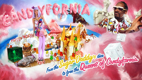 "Making of ""California Gurls"" video"