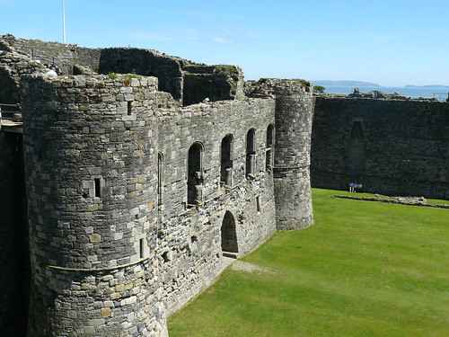 North Wales - Beaumaris Castle