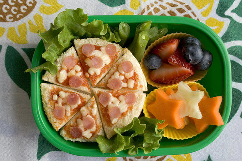 Pizza bento - parenting.com