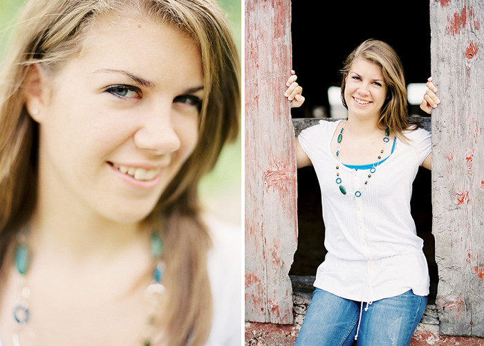{Elise - Senior Portraits}