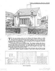 The Average Man's Home (REVIVALthedigest) Tags: house brick home pen ink drawing perspective plan mans stc draw brk pv average stucco bk revival ppv 15s persp planbook revivalthedigest