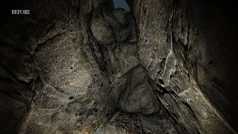 Dear Esther Level 3 - The Caves