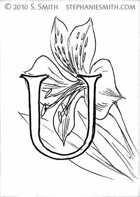 U is for Ulster Mary