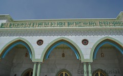 riyadh mosque 4 (zbigphotography (1M+ views)) Tags: sky minaret muslim islam mosque east arab saudi arabia middle riyadh