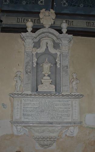 Francis Dayrell 1760