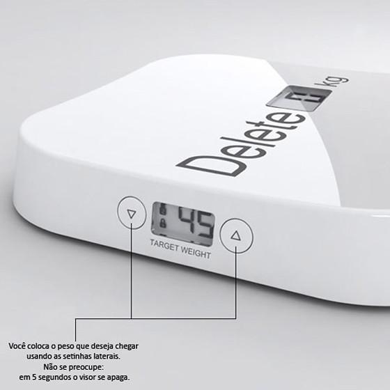 báscula para perder kilos