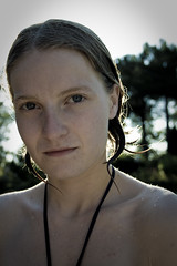 Portrait after Pool (pepp0) Tags: pool swimming portraits noemi cagnina