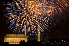 Planning for the 4th of July and Fireworks Photography in Washington D.C.