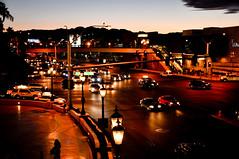 Las Vegas Crosswalk