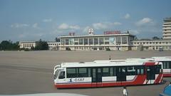 Pyongyang Airport, June 2010 (oocares) Tags: june airport northkorea 2010 pyongyang dprk