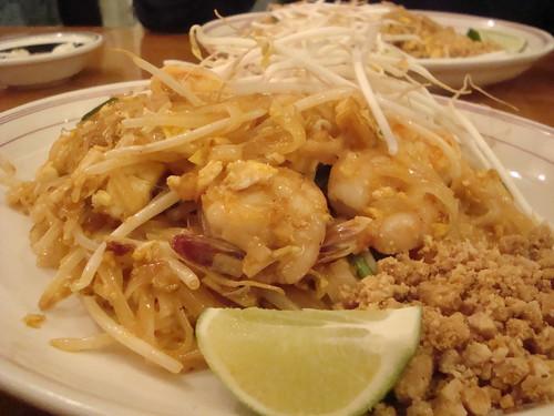 Pad Thai @ Pailin Thai