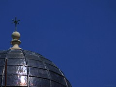 Metal (SantiMB.Photos) Tags: cruise church shine iglesia croatia dome dubrovnik croacia zenith 2010 brillo crucero cúpula lightningconductor pararrayos pullmantur ml100