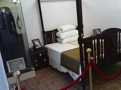 蔣宋美齡女士的寢室
