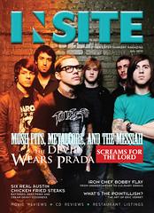 July 2010 - Cover: The Devil Wears Prada