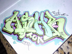 (cali lifestyle) Tags: graffiti tca blackbook 557 ashr