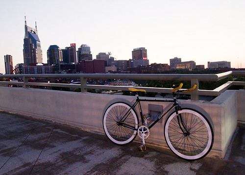 Fixie in the City