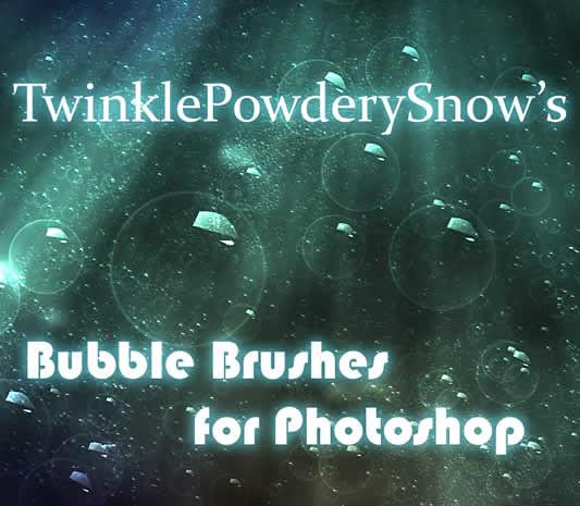 Bubble Brushes - pulse en la imagen para descargar