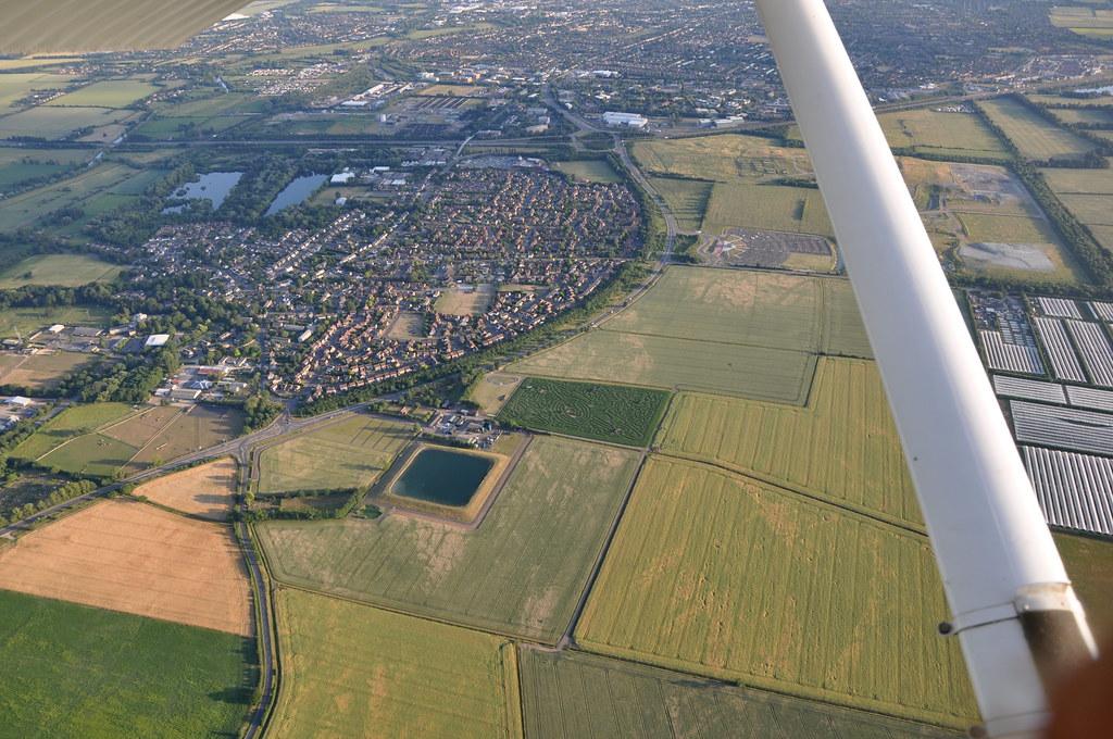Spitfire maze