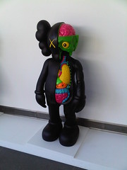 KAWS - Companion series (detail)