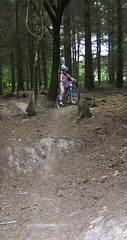 Random Ride - Haugh Woods July 2010