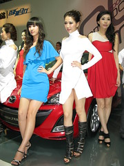 2010 Shenzhen International Auto Show (zikay's photography(no PS)) Tags: girl beauty model exhibition
