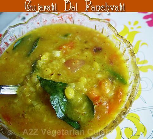 Mixed 5 Lentils Soup @ A2Z Vegetarian Cuisine