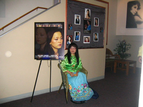 a musical at Hollywood: the Body and Soul of a Chinese Woman