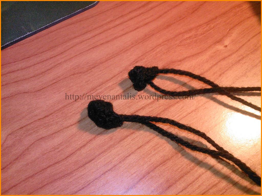 Orejitas buhito negro *-*