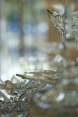 Crystallized (HannyB) Tags: glass museum dof crystal denhaag 100v10f gemeentemuseum thehague