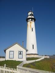 Pigeon Point Lighthouse, Ca (Heather Jepsen) Tags: california lighthouse coast pigeonpoint thecoast