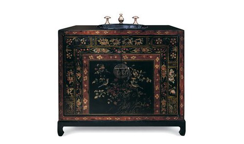 VANITY COLE AND CO CHINESE CHEST