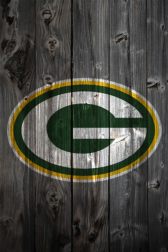 green bay packers wood iphone 4 background a photo on