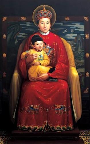 Virgen María China