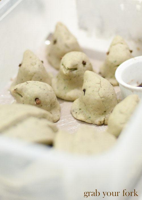 blancharu salt crust spatchcock heads