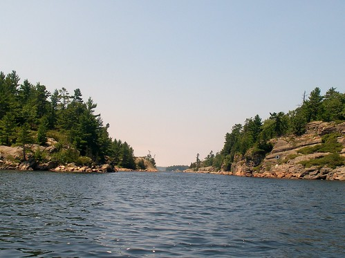 Hole in the Wall - Parry Sound, Ontario