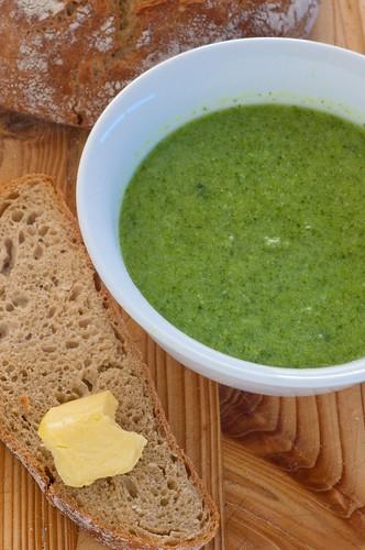 $2 day broccoli soup