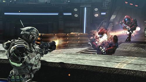 Vanquish - Anti Armor Pistol