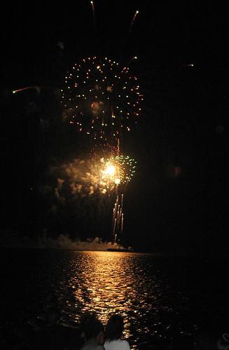 Fireworks - 7/4/2010