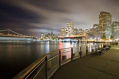 JUL7Pier (KevinLeeBaker) Tags: sanfrancisco california ferry port baybridge pier1