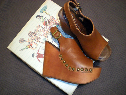 Jeffrey Campbell Snick Wedges