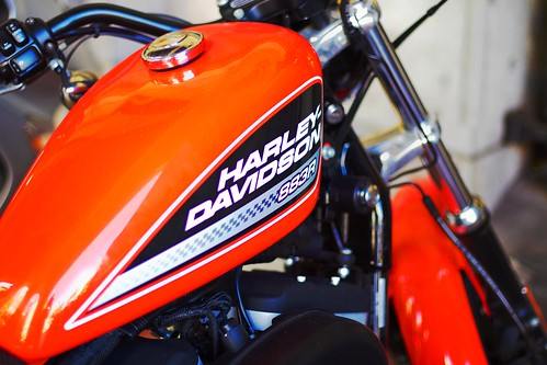 Harley Davidson 883 Iron Wallpaper. Harley Sportster 883 Iron 2009