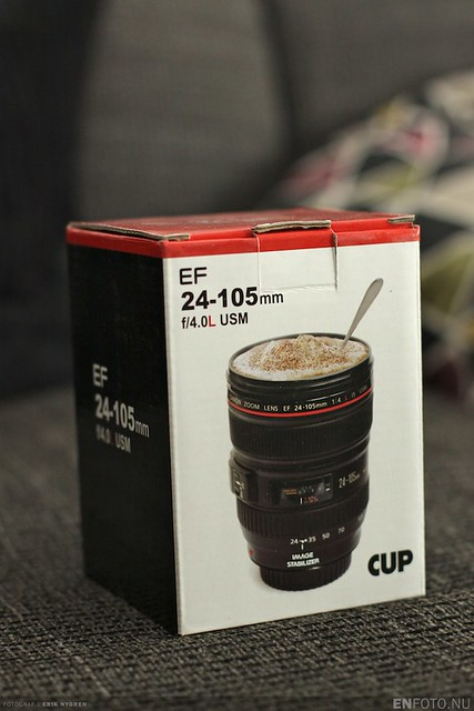 EF 24-105 F4 L IS - CUP