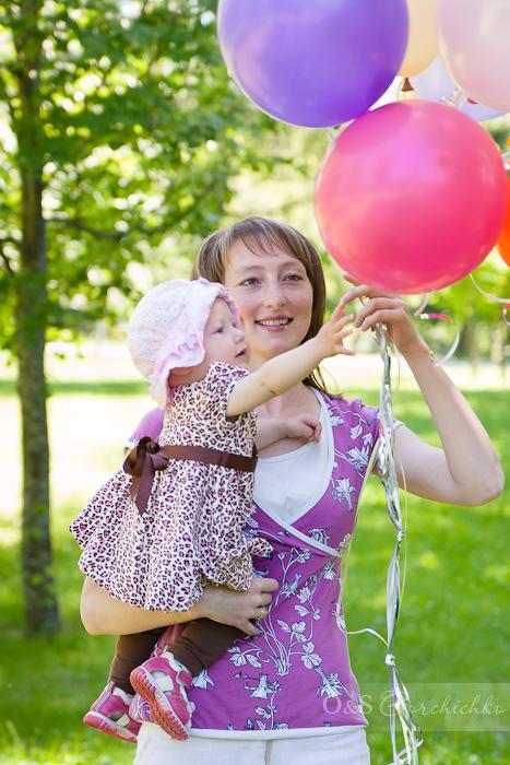 Летний фотопраздник от детских фотографов Гродно