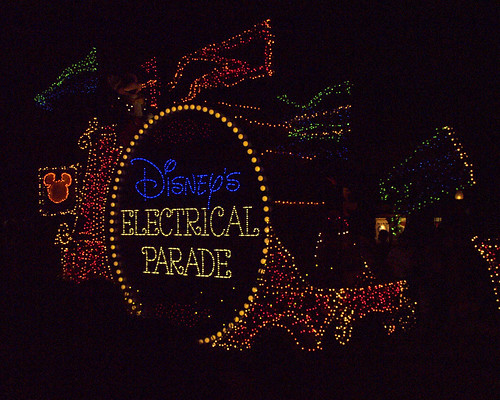 Photowalk 26 of 52 - Disney's Electical Parade