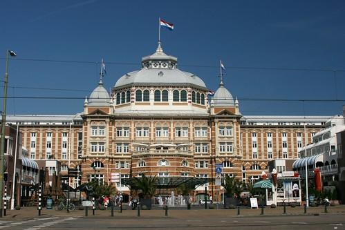 Kuurhotel, Scheveningen, La Haya