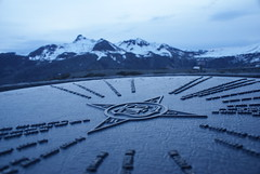 morning (backonthebus) Tags: morning sun lake monument st sunrise volcano mt sleep here mount helens afraid sthelens
