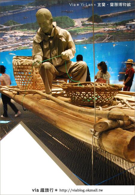 【宜蘭蘭陽博物館】走入宜蘭的文化歷史~蘭陽博物館28